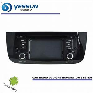 Yessun Car Android Navigation System For Fiat Punto    Fiat