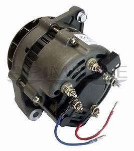 Mercruiser Alternator Mando 12v 55 Amp 92497a3