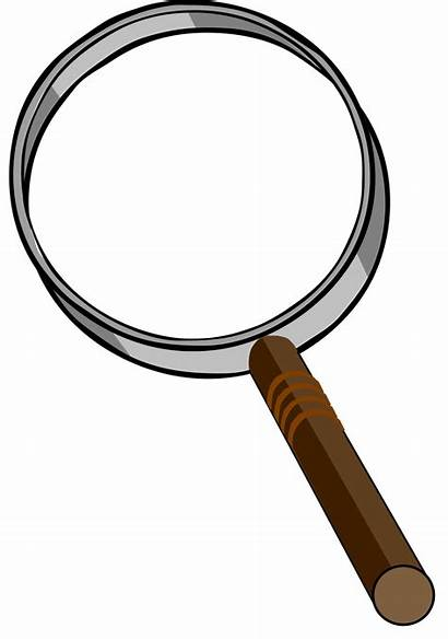 Magnifying Glass Clipart Clip Powerpoint Ppt Advertisement