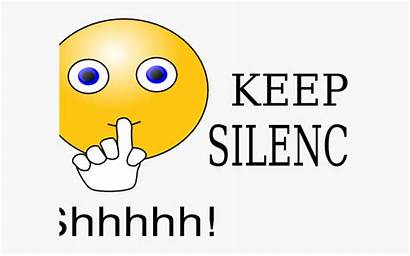 Silence Observe Please Signs Clipart Clipartkey