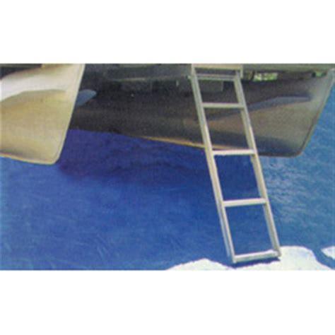Ultimate Boat Ladder by Crone 174 4 Step Pontoon Boat Ladder 143269 Pontoon