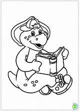 Coloring Barney Riff Desenhos Seus Amigos Friends Template Colorir sketch template