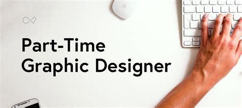 part time graphic designer