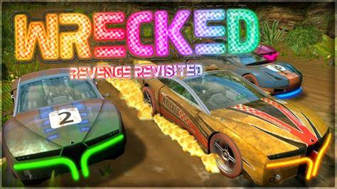 teaming  wrecked revenge revisited   sidemen