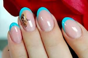Simple nail art design ideas