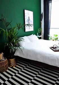 Schlafzimmer In Grün Gestalten : schlafzimmer angenehmer und lebendiger gestalten ~ Sanjose-hotels-ca.com Haus und Dekorationen
