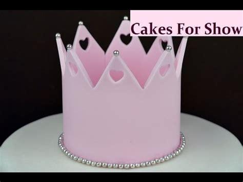 making  sugar crown youtube