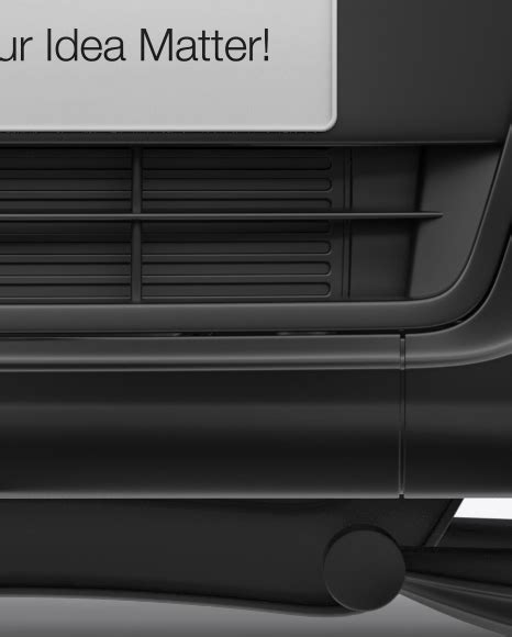 Check them out and download the one's you like. GAZelle NEXT Europlatform Mockup - Front View in Vehicle ...