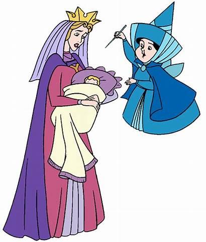 Queen Clipart Sleeping Beauty Disney Aurora Princess