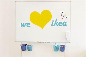 Whiteboard Mit Ständer : so sch n kann die ikea hemnes kommode tats chlich aussehen new swedish design ~ Pilothousefishingboats.com Haus und Dekorationen