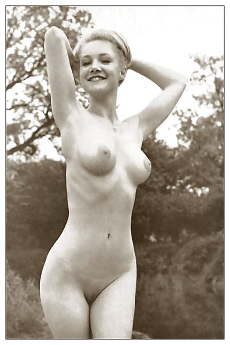 Vintage Shaved Pussy Foreva Pics