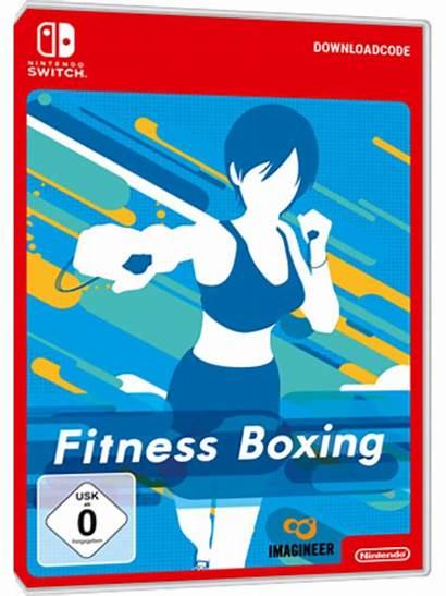 Boxing Nintendo Switch Fitness Code Key Kaufen