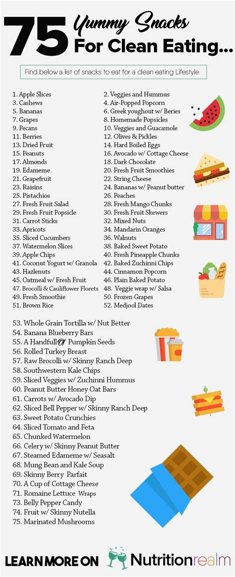 healthy snacks list best 25 healthy snacks list ideas on pinterest good healthy snacks clean eating list and