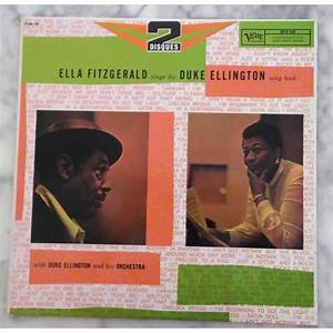Ella Fitzgerald sings the Duke Ellington song book / With ...
