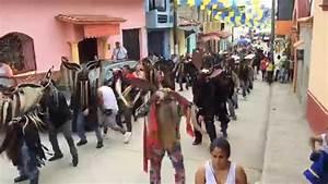 Ometepec  Guerrero - Danza De Los Diablos  Barrio De La Ermita