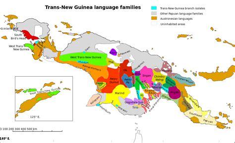 Languages Of Papua New Guinea Wikipedia