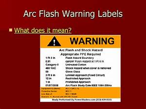 arc flash calculations what does it all mean With arc flash meaning