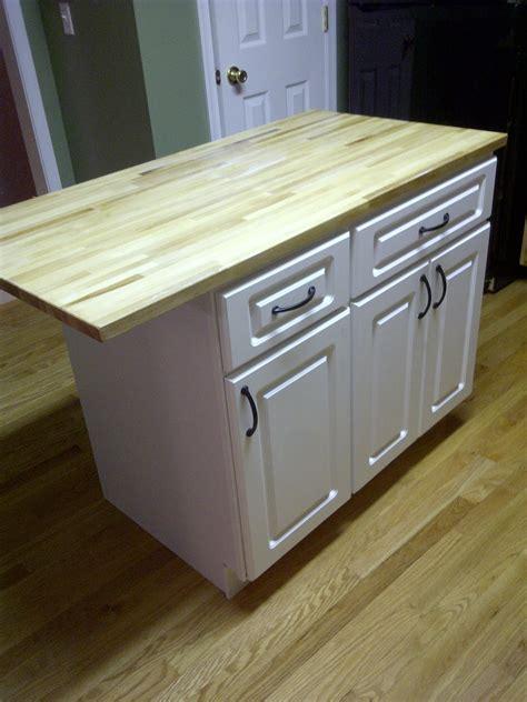 misadventures  diy kitchen island part