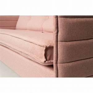 Canapé 3 Places : canap 3 places tissu jaey zuiver ~ Louise-bijoux.com Idées de Décoration