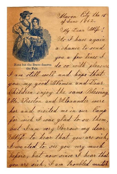 civil war letters pin by walea on letters from the