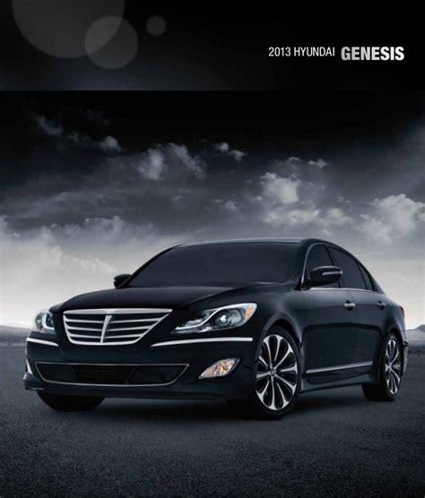 Hyundai Tx by 2013 Hyundai Genesis For Sale Tx Hyundai Dealer Serving