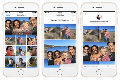 Collage Ios Android Update Features Streaming