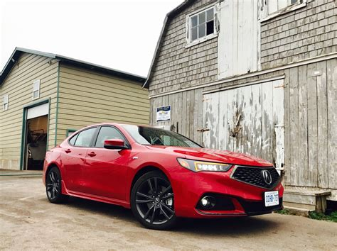 acura tlx review  super handling  wheel drive