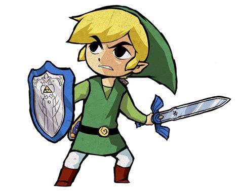 The Legend Of Zelda The Wind Waker Toon Link Epic