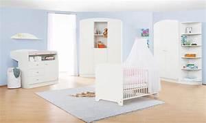 Petite Armoire Blanche : chambre b b blanche jil petite armoire ~ Teatrodelosmanantiales.com Idées de Décoration