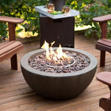 gas pit bowl best outdoor bowls and patio pit bowls