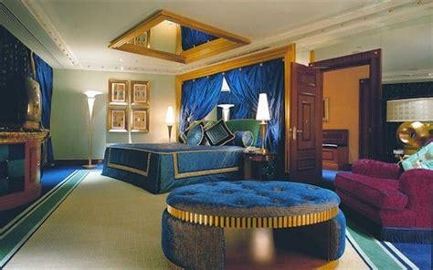 burj al arab  bedroom deluxe suite bedroom ready