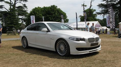 Bmw Alpina B5 Biturbo Revealed, New Pictures Of White B5