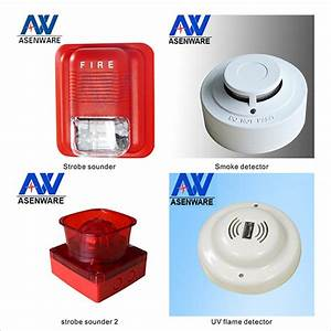 Photoelectric Flame Sensor    Uv Flame Detector For Conventional Fire Bell System