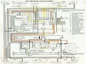 1967 Vw Beetle Fuse Box Wiring Diagram