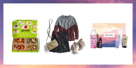 subscription boxes  women monthly boxes