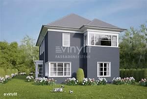 Hausfassade Weiß Anthrazit : hausfassade verkleiden hausfassade verkleiden ~ Markanthonyermac.com Haus und Dekorationen
