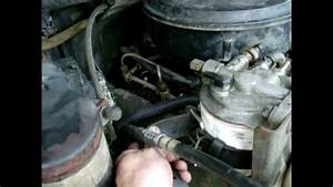 How To Change Your Oil Or Diesel Fuel Filter Using A Belt
