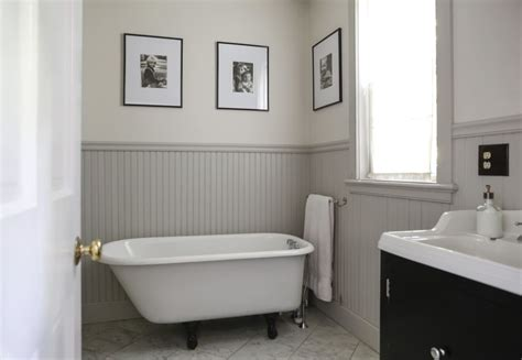 Beadboard Or Wainscoting by Beadboard Vs Wainscoting Apartment Therapy