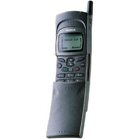 nokia 8110 aka banana phone mobile phones through the