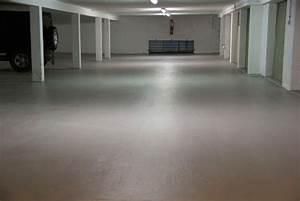 peinture sol pourquoi et comment l39utiliser peintures With peinture pour sol de garage en beton