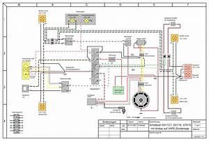 Schaltplan Simson S50 Vape