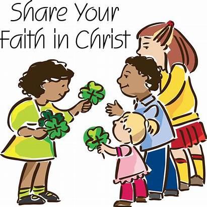 Faith Clipart Sunday God Faithful Christian Clip