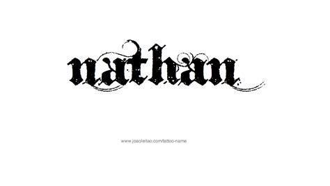 nathan  tattoo designs