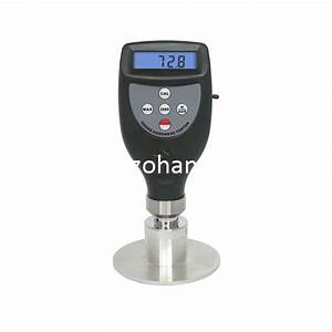 digital foam shore hardness test meter price from China ...