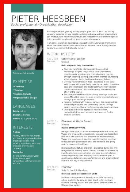 Social Worker Resume Sle by Social Work Resume Sle Apa Exle