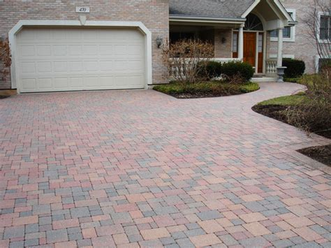 driveway paver patterns doug s construction co brick or concrete driveway construction a specialty