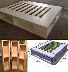 Kleines Wespennest Selber Entfernen : bett selber bauen f r ein individuelles schlafzimmer ~ Lizthompson.info Haus und Dekorationen