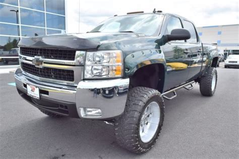 2008 Chevrolet Silverado For Sale by Loaded 2008 Chevrolet Silverado 2500 Lt1 Lifted For Sale
