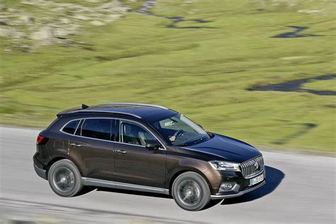 2018 Borgward Bx7 Suv A New Start For Once Dead Automaker