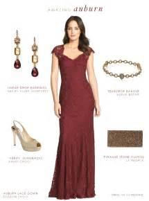 burgundy wedding dresses burgundy lace gown
